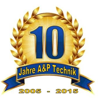 10 Jahre A&P Technik Petersdorff