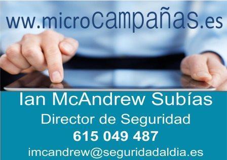 Equipación para Ayuntamientos y Empresas con un marketing GRATUITO en todas sus ventas. Visite www.microcampañas.es. Social Media, Protección Civil, asesoría, seguridad, radar informativo, cartel led