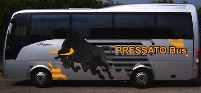 Servizio noleggio bus con conducente