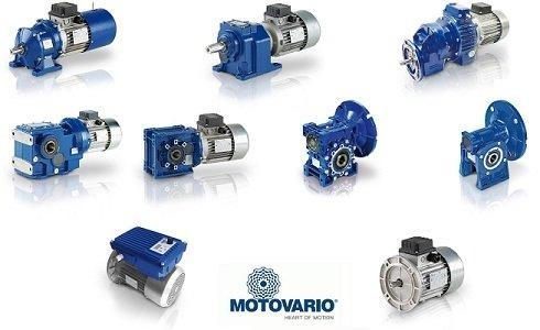 Getriebe und Motoren