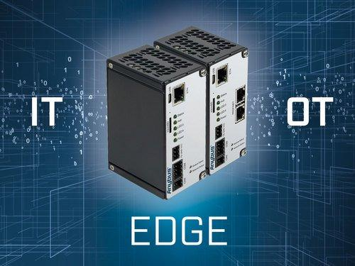 Edge-Gateways verbinden Fertigung und IT