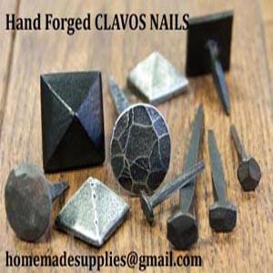 HAND FORGED CLAVOS NAILS