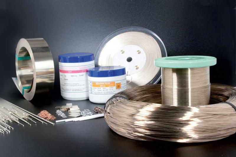 Filler metals and fluxes for Brazing
