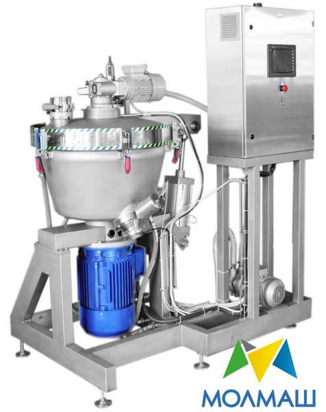 We produce: equipment for processed cheese production, full automatic lines for processed cheese production,homogenization, mixing, degassing, pasterization,capacity up to 350 kg per hour
