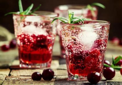 Cranberry-Sirup