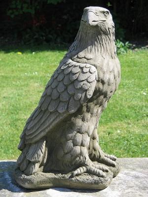 Dragonstone Eagle Garden Statue