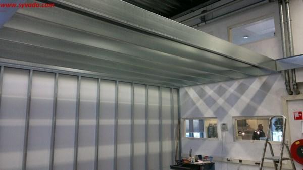 Het LeeConstruct systeem geeft vele mogelijkheden als lichtgewicht draagconstructie bij oa aan-, op- en uitbouwen, garages, tuinhuizen etc. Kijk op www.syvado.com voor meer toepassingen