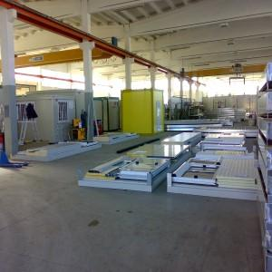 The second production line in our Factory nearby Parma-Italy.