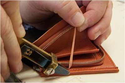 Assemblaggio, taglio, preparazione semilavorati, controllo qualità e modelli