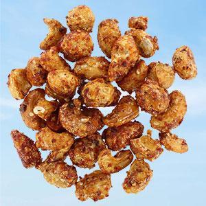 Virgin Nuts, BRC Food AA-level gecertificeerd, levert ambachtelijk gecoate noten - zonder kunstmatige toevoegingen - om klanten te voorzien van een superieure, natuurlijke, verse smaaksensatie.