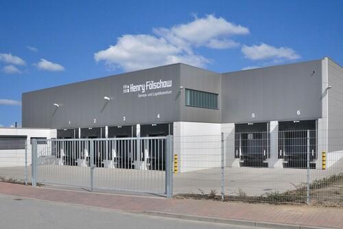 Service- und Logistikzentrum