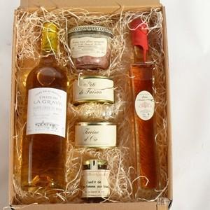 Savour Basket, Gift box