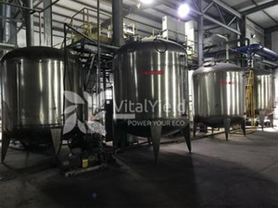 Centrifugal Liquid Tanks