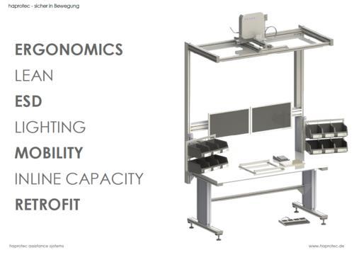 Assistenz- & Arbeitsplatzsysteme