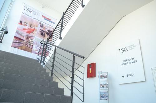 Foyer TSC Regal- und Ladenbau GmbH