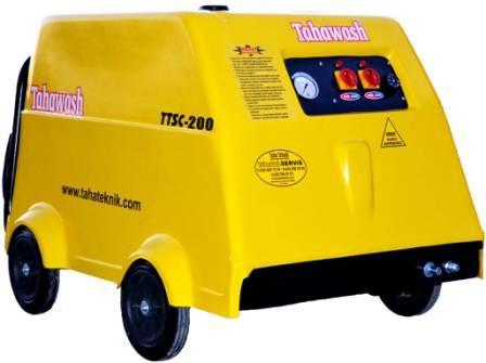 TTSC/200  HOT-COLD  HIGH PRESSURE  WASHER