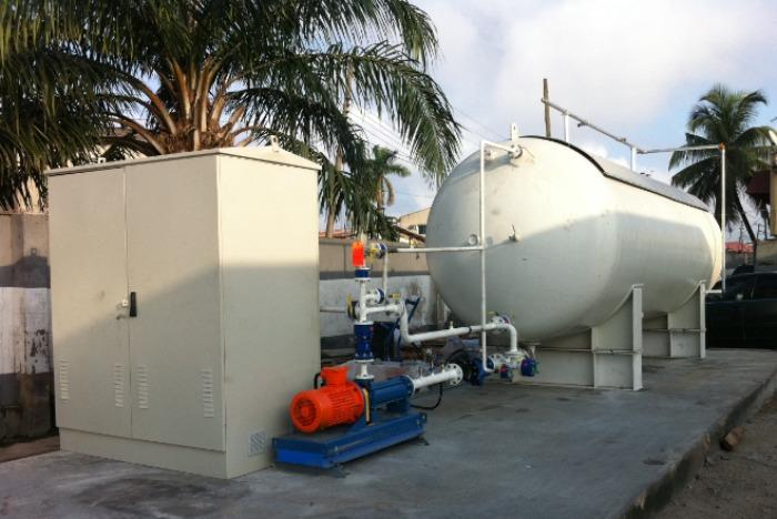 Skid Filling Systems