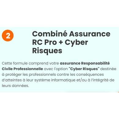 Assurances cyber risques pros