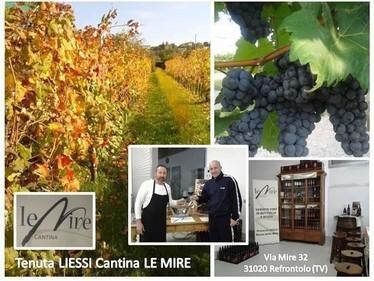 Cantina LE MIRE produce ottimi vini d.o.c.g.La nostra passione il vino.