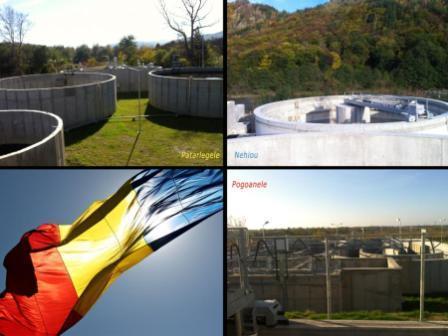 Romania Patarlegele, Pogoanele and Nehiou Residential Wastewater Treatment Plants are Ready to Start Up