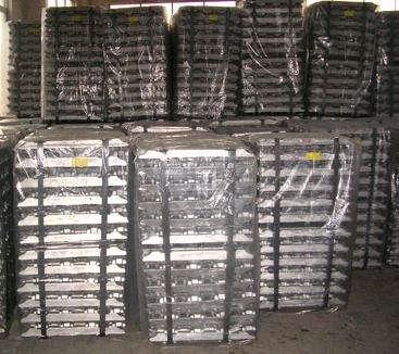 Aluminium ingots-secondary aluminium ingots