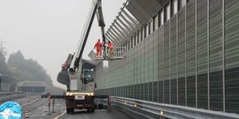 Bianchini Sicurezza Stradale-manutenzione autostrada
