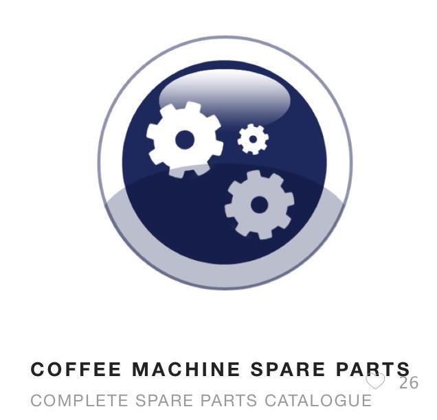 Coffee machine spare parts