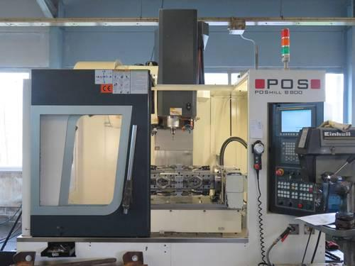 POS B 800 mit vierter Achse