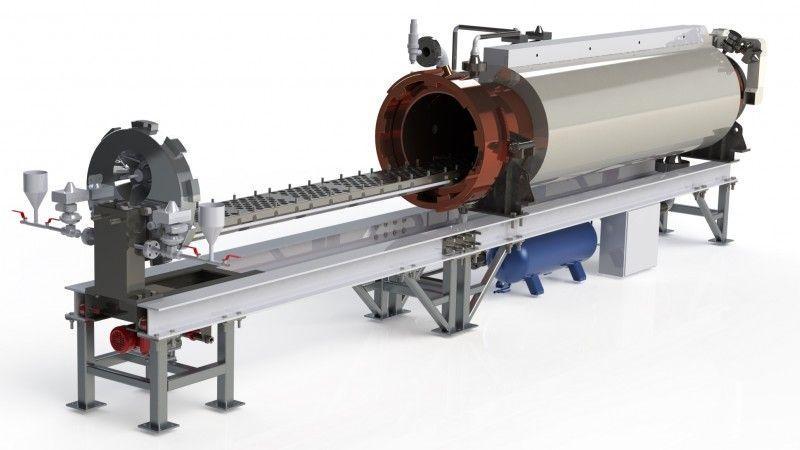 Automated Pressure Vessel
