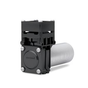 Our most advanced diaphragm pump THOMAS 1610 combines precise & consistent performance with very low sound levels. The design provides fast evacuation times for all applications where speed is key.