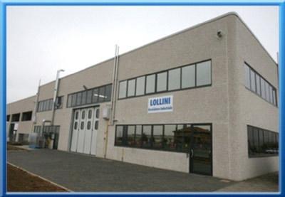 Sede di produzione Lollini Verniciatura Industriale ad Ozzano Emilia