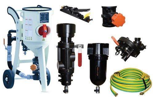 Strahlkessel 20 - 285 Liter