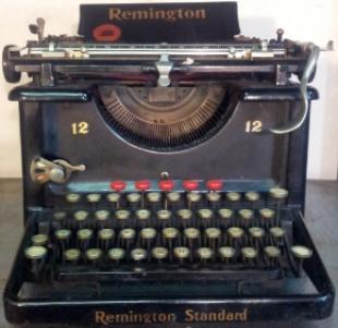 Riparazione macchine per scrivere
