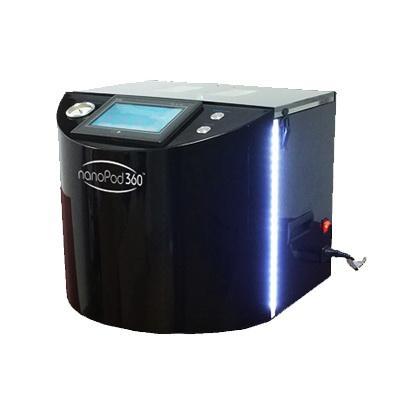 NanoPod 360 starter package - (NP220 Machine + NanoPod360 Liquid)