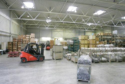 Warehousing in Gütersloh
