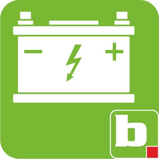 12V Versorgungsbatterien