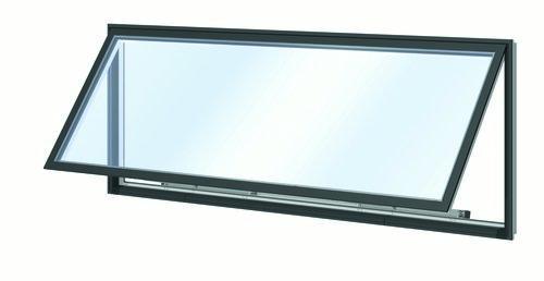 Klapp- und Drehfenster