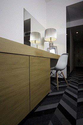 Hotel system furniture