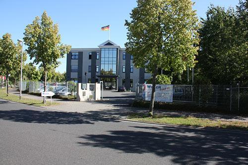 Headquarter in Aschaffenburg
