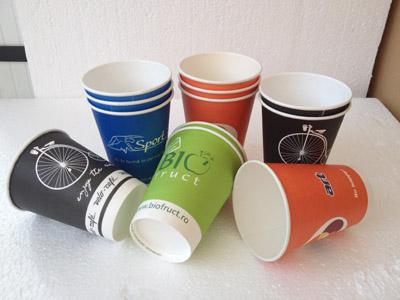 Personalized papercups