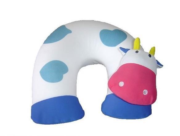 Kids cute plush cushion plush neck pillow