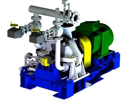 Турбогенераторные установки (ТГУ) предназначены для попутной выработки электроэнергии при отпуске пара на производство.  Применение ТГУ позволяет создавать мини-ТЭЦ на базе котельных и предприятий.