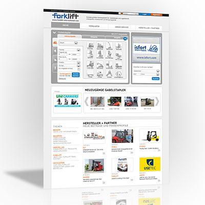 www.forklift-international.com ist Ihr spezialisierter Fahrzeugmarkt für Gabelstapler und Lagertechnik Anbaugeräte. Bei uns finden Sie garantiert das passende Flurförderzeug!