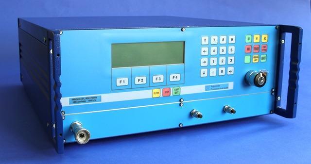 Dichtheitsprüfgerät in der Überdruck-Light-Variante PMD02-CFL