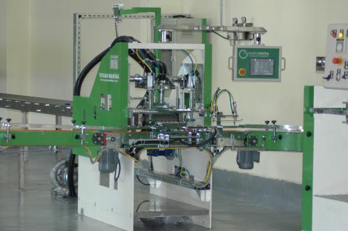 robot de remplissage