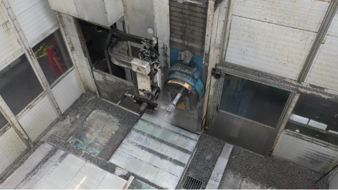 TURCONT CNC MACHINING HORIZANTAL MILLING
