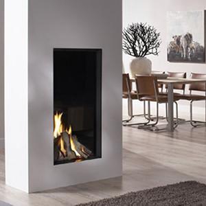 Der Gaskaminofen. Grundsätzlich betrieben mit Erdgas H oder L. Der Vorteile gegenüber dem klassischen Kaminofen ist die saubere Verbrennung und der Verzicht auf Brennholz.