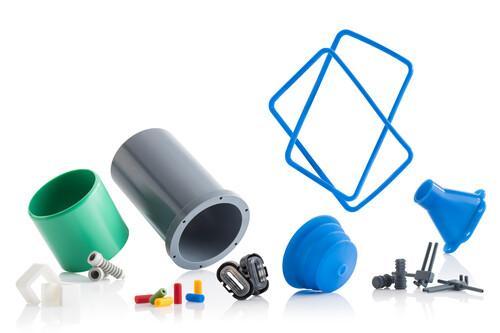 Silikon-Formteile