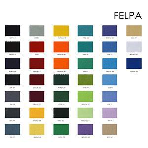 Carta de colores felpa
