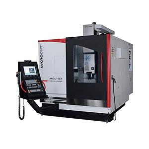 5-Axis Vertical Machining Center